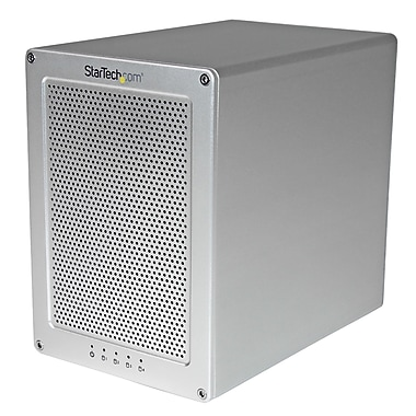 Startech.Com 4-Bay Thunderbolt 2 Hard Drive Enclosure, with Raid