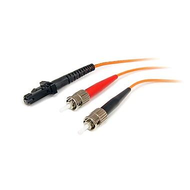 Startech.Com 1M Multimode 62.5/125 Duplex Fiber Patch Cable Mtrj, St