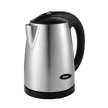 Oster 1.7L Variable Temperature Kettle, Stainless Steel