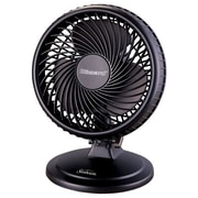 Sunbeam – Ventilateur de table oscillant, noir