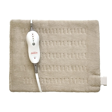 Sunbeam Heating Pad with Digital Led Controller, King
