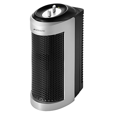 Bionaire 99.99% True HEPA Mini Tower Air Purifier with Allergy Plus Filter