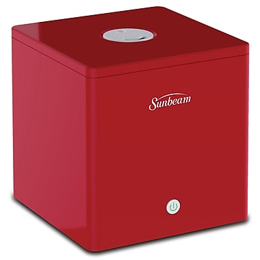Sunbeam Mist Me Ultrasonic Humidifier, Red