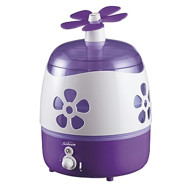 Sunbeam for Kids Ultrasonic Humidifier, Flower