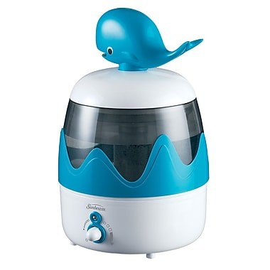 Sunbeam for Kids Ultrasonic Humidifier, Whale