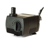 Canary Products 30-45 GPM Aquarium and Fountain Pump with 24'' Tubing