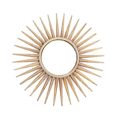 Hip Vintage Sunray Wall Mirror