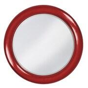 Howard Elliott Saturn Mirror; Merlot