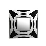 Privilege Square Bevel Wall Mirror