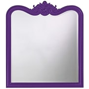 Howard Elliott Eliza Mirror; Royal Purple