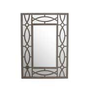 Privilege Wooden Bevel Wall Mirror