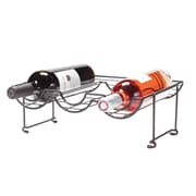 Oenophilia 6 Bottle Tabletop Wine Rack