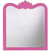 Howard Elliott Eliza Mirror; Hot Pink
