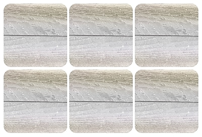 Pimpernel Driftwood Coaster (Set of 6) WYF078277895853