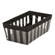 Macbeth Collection Striped Shelf Tote