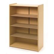 Angeles Value Line 4-Section Rest Mat Storage