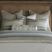 Thom Filicia Home Collection Wainscott Greer Linen Box Spring Cover