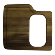 Alfi Brand 2 Piece Rectangular Cutting Board Set w/ Hole