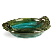 Napa Home & Garden Duetto Low Bowl with Handles