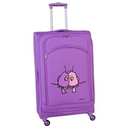 Ed Heck Big Love Birds 24'' Spinner Suitcase