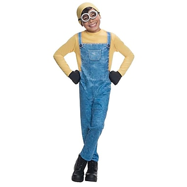 Minion Bob Child Costume, Boys, Extra Small