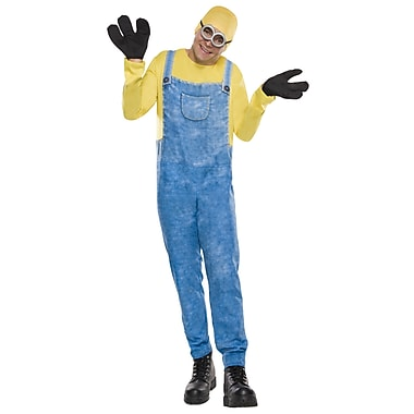 Minion Bob Adult Costume, Male, Standard