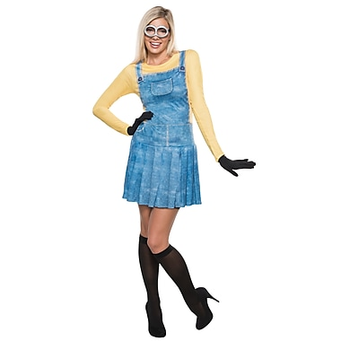 Minion Kevin Adult Costumes, Female