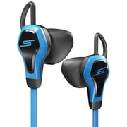 SMS Audio BioSport In-Ear Biometric Earbuds with Heart Rate Monitor (Blue)