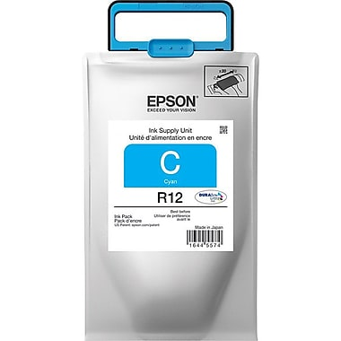 Epson DuraBrite (TR12220) Cyan Ink Cartridge