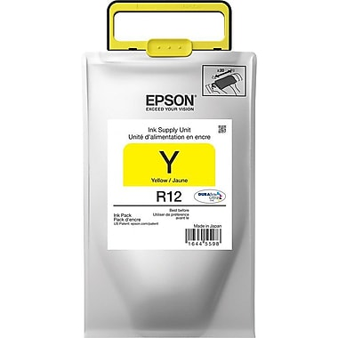 Epson R12 Yellow Ink Pack (TR12420)