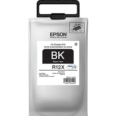Epson R12X Black Ink Pack (TR12X120)