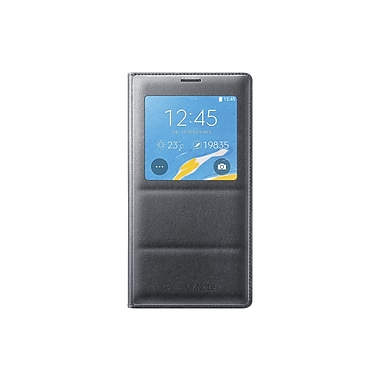 Samsung S View Cover Note 4, Grey/Black