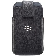 BlackBerry Leather Swivel Holster Classic, Black