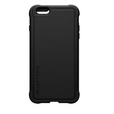 Ballistic – Étui Tough Jacket pour iPhone 6 Plus, noir/noir