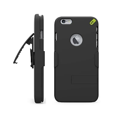 Puregear – Étui HIP + CLIP pour iPhone 6 Plus, noir