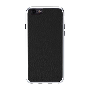 Just Mobile AluFrame Leather iPhone 6, Black
