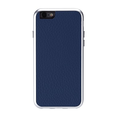 Just Mobile AluFrame Leather iPhone 6, Blue