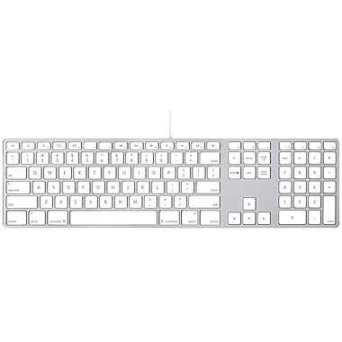 Apple® USB Ultrathin Keyboard, English