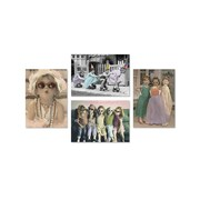 "Portal, Fun Girlfriend Photography Cards, Birthday, 5"" x 7"", 4 Pack"