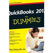 QuickBooks 2012 For Dummies Used Book (9781118091203)