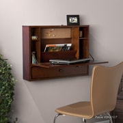Wildon Home   Grants Wall Mount Laptop Floating Desk