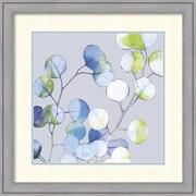 Amanti Art Modern Branch II by Ricki Mountain Framed Painting Print