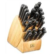 Mundial 5100 Series 24 Piece Knife Block Set