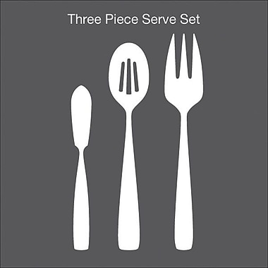 Yamazaki Belgrove 3 Piece Hostess / Serving Set