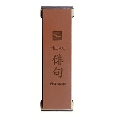 Chroma Haiku Original Whetstone Grit 800 Stainless Steel Sharpening Stone