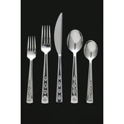Ginkgo Stainless Steel Vegas 12 Piece Accessory Set