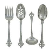Ginkgo Celtic Crusader Stainless Steel 4 Piece Hostess Set