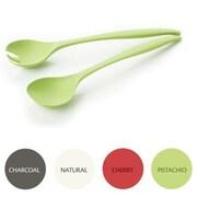 Natural Home Moboo Salad Serving Set; Pistachio