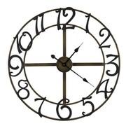 Cooper Classics Oversized 27.5'' La Salle Wall Clock