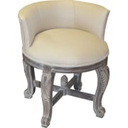 The Bella Collection PERLA VANITY CHAIR